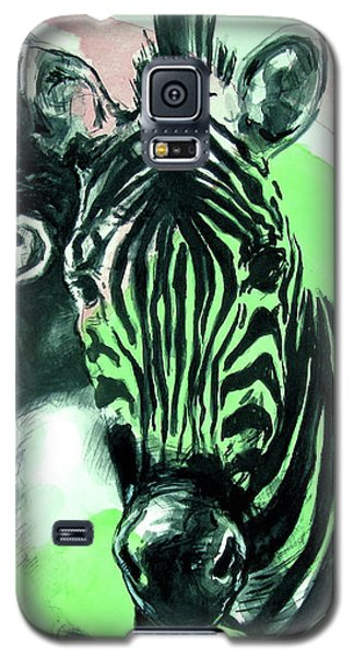 Chronickles Of Zebra Boy   Galaxy S5 Case