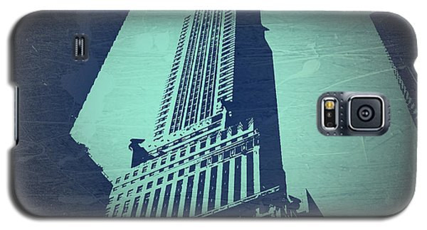Chrysler Building  Galaxy S5 Case
