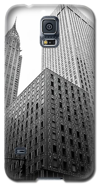 Chrystler Lofts Galaxy S5 Case by Rennie RenWah