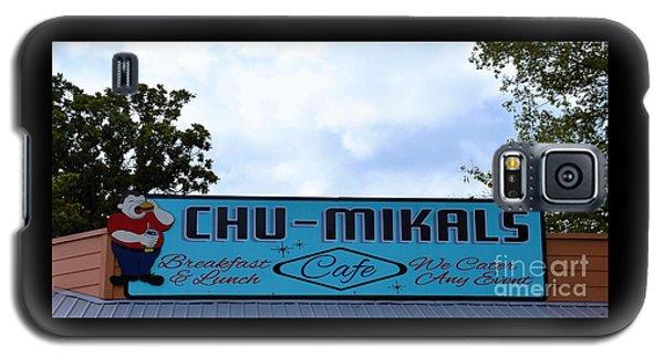 Chu - Mikals - Friendly Austin Texas Charm Galaxy S5 Case