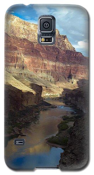 Chuar Butte Colorado River Grand Canyon Galaxy S5 Case