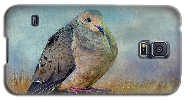 Chubby Dove Galaxy S5 Case