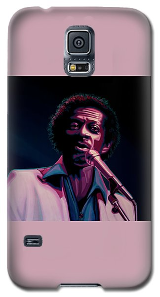 Chuck Berry Galaxy S5 Case by Paul Meijering