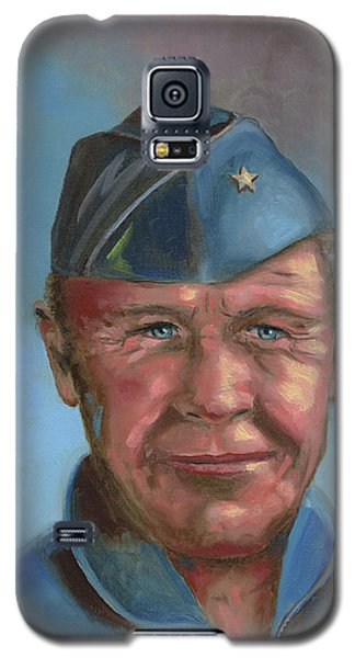 Chuck Yeager Galaxy S5 Case