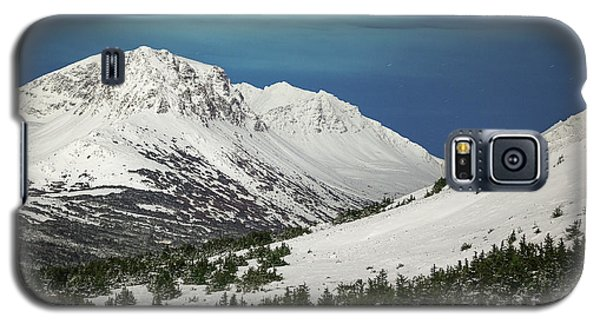 Chugach Night Galaxy S5 Case