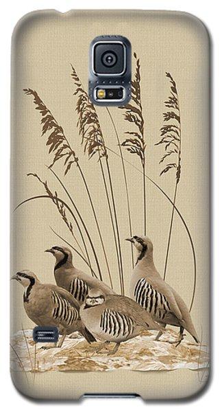 Chukar Partridges Galaxy S5 Case