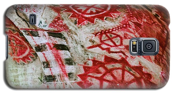 Chumash Painted Cave State Historic Park Galaxy S5 Case