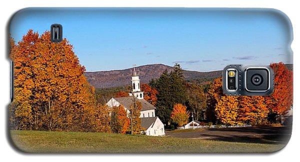 Church And Mountain Galaxy S5 Case