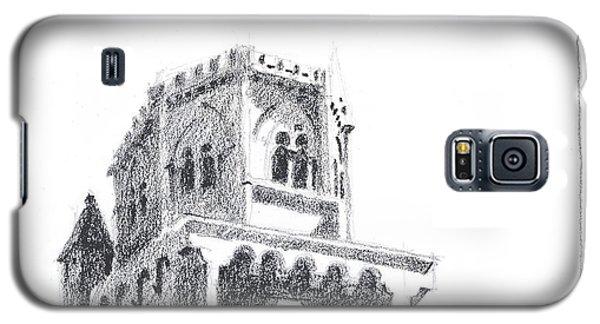 Church At Chamalieres Galaxy S5 Case