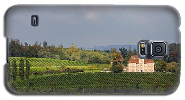 Church Birnau Lake Constance In Great Landscape Galaxy S5 Case by Matthias Hauser