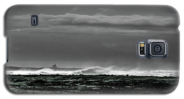 Church By The Sea Galaxy S5 Case