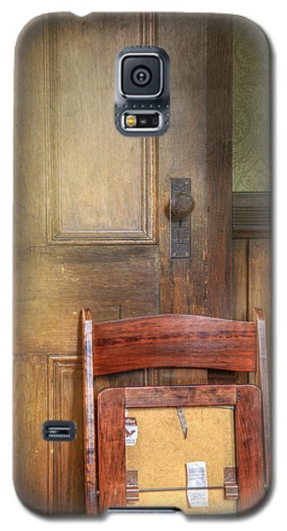 Church Chair Galaxy S5 Case