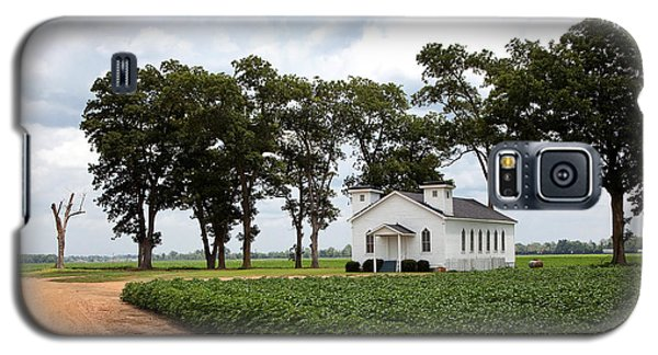 Church From The Help Movie In Mississippi Galaxy S5 Case