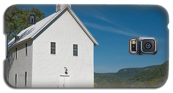 Church House In The Ozarks Galaxy S5 Case