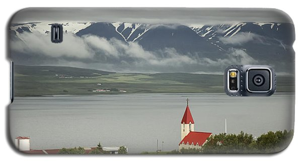 Church In Akureyri Galaxy S5 Case