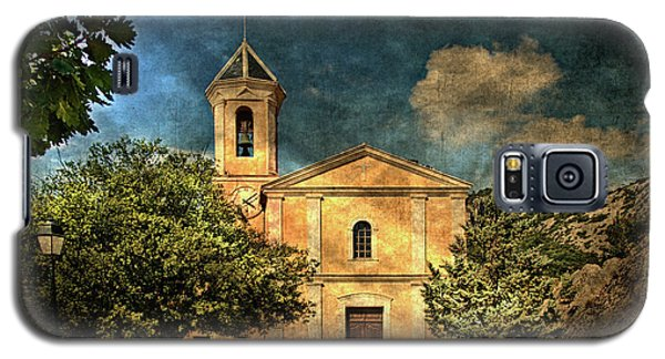 Church In Peillon Galaxy S5 Case