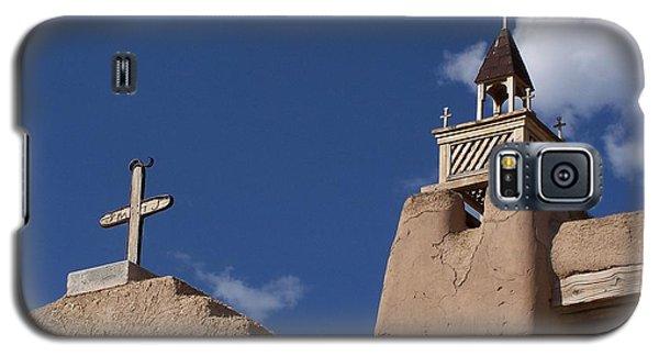 San Jose De Gracia Church, Las Trampas, N.m. Galaxy S5 Case
