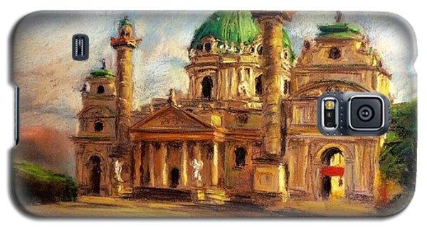 Church Galaxy S5 Case by Jieming Wang