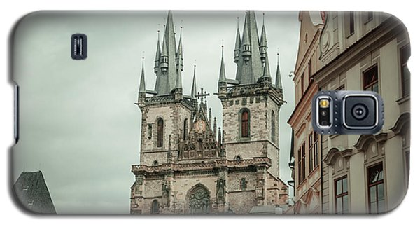Galaxy S5 Case featuring the photograph Church Of Our Lady Before Tyn by Jenny Rainbow