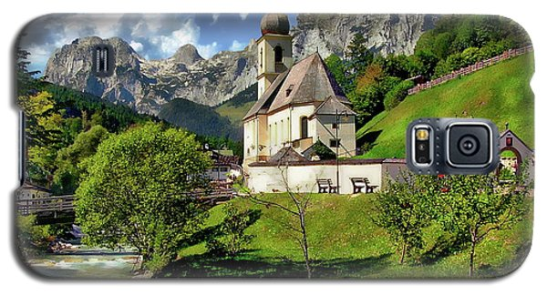 Church Of St. Sebastian Galaxy S5 Case