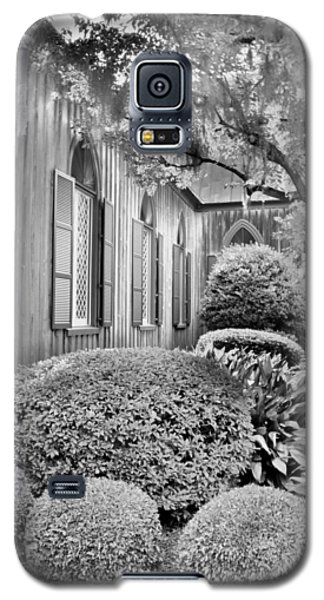 Church Of The Cross Bluffton Sc Black And White Galaxy S5 Case