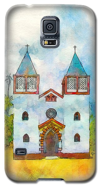 Church Of The Holy Family Galaxy S5 Case