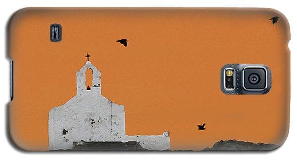 Church On A Hill Galaxy S5 Case