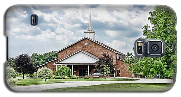 Church On Coldwater Galaxy S5 Case