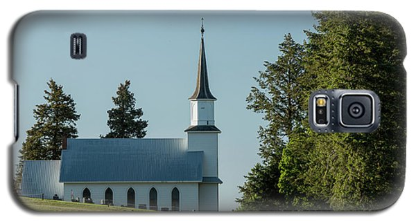 Church On The Hill Galaxy S5 Case