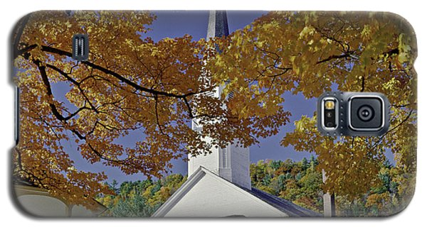 Church, Sharon Vermont Galaxy S5 Case