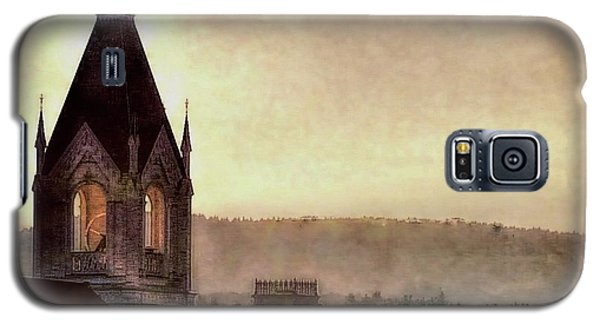 Church Steeple 4 For Cup Galaxy S5 Case