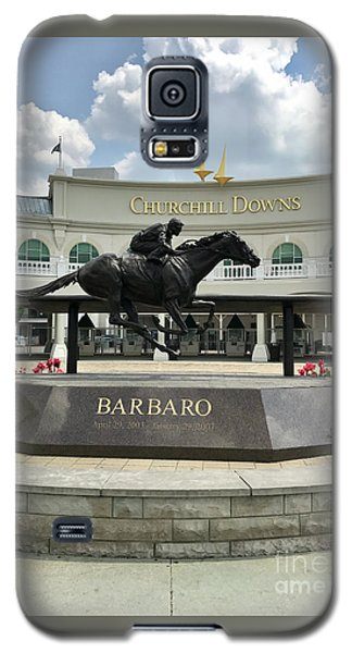 Churchill Downs Barbaro 2 Galaxy S5 Case