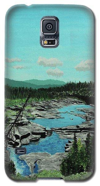 Churchill River Galaxy S5 Case