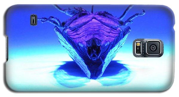 Cicada In Uv Galaxy S5 Case