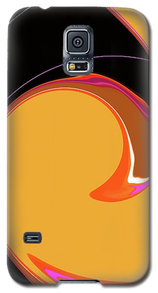 Summer Chic 1960 Galaxy S5 Case