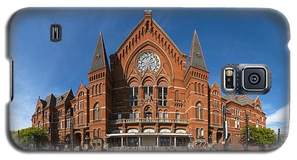 Cincinnati Music Hall Galaxy S5 Case