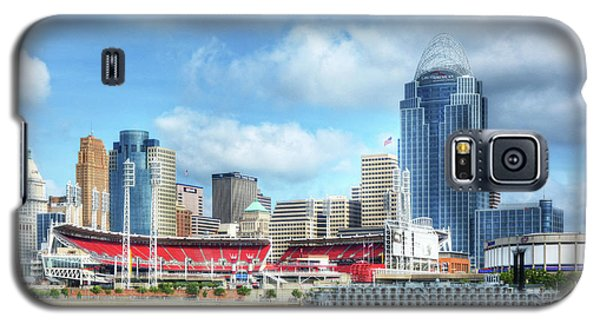 Cincinnati River Days 2 Galaxy S5 Case
