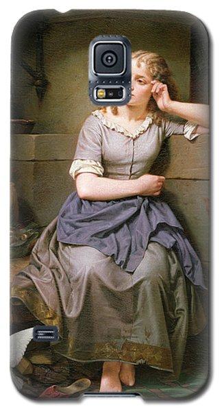 Cinderella And The Birds Galaxy S5 Case