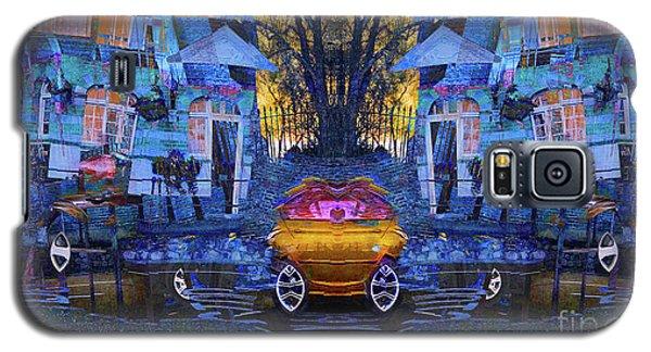 Cinderella's Coach Galaxy S5 Case