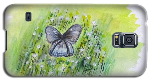 Cindy's Butterfly Galaxy S5 Case