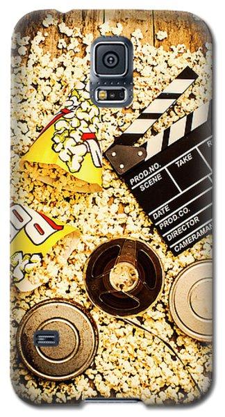 Cinema Of Entertainment Galaxy S5 Case