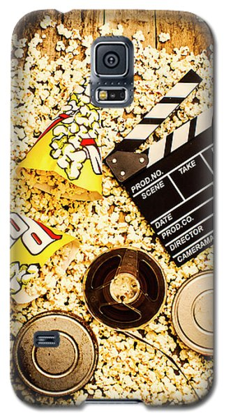 Cinema Of Entertainment Galaxy S5 Case by Jorgo Photography - Wall Art Gallery
