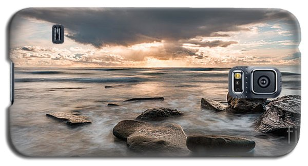 Cinematic Waves Galaxy S5 Case by Alexander Kunz