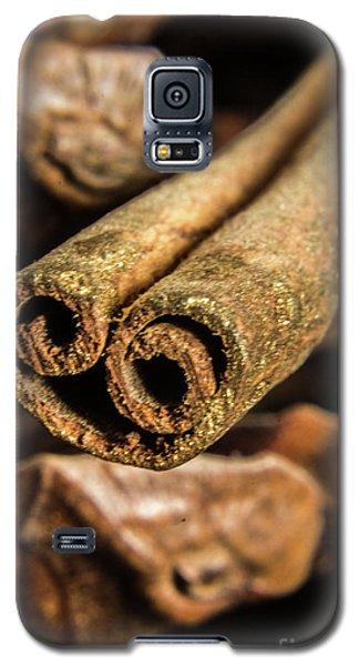 Cinnamon Heart Galaxy S5 Case