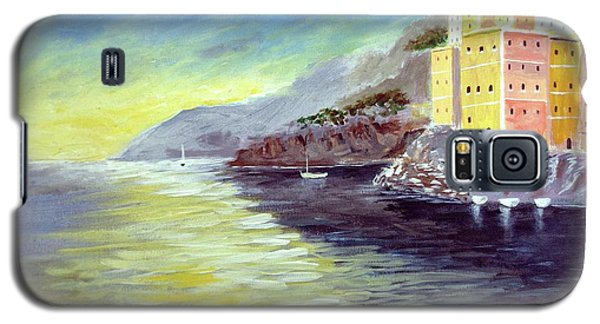 Cinque Terre Dreams Galaxy S5 Case