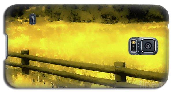 Ciquique Pueblo Meadow 2 Galaxy S5 Case
