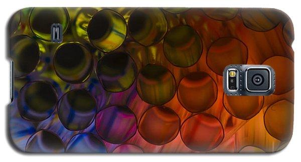 Circles In Color Galaxy S5 Case