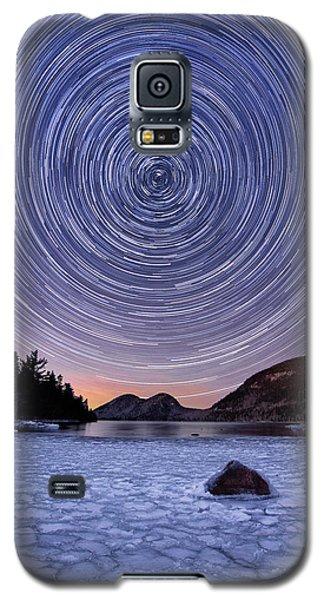 Circles Over Bubbles Galaxy S5 Case