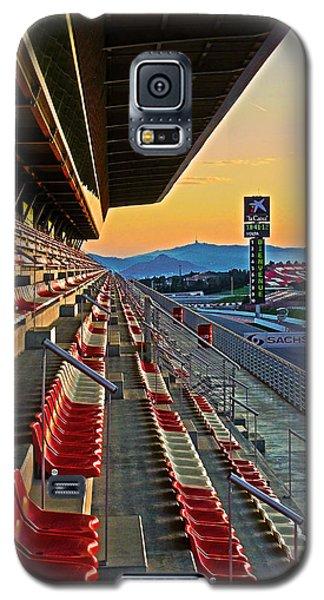 Circuit De Catalunya - Barcelona  Galaxy S5 Case