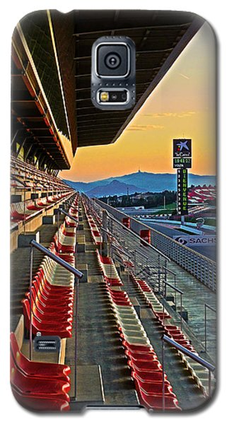 Circuit De Catalunya - Barcelona  Galaxy S5 Case by Juergen Weiss